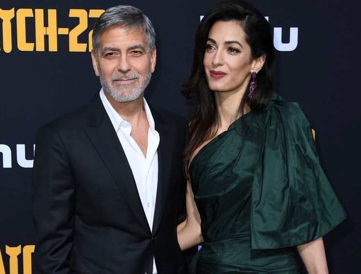 "George Clooney U.S. Premiere Of Hulu's ""Catch-22"" - After Party"