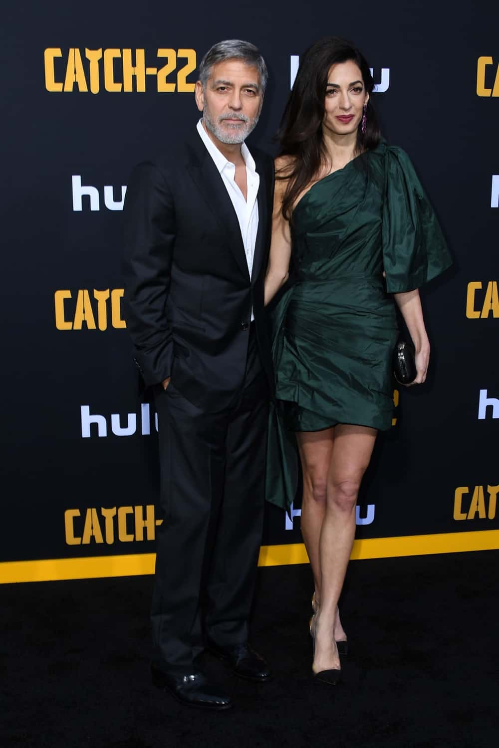"""George Clooney U.S. Premiere Of Hulu's """"Catch-22"""" - After Party"""
