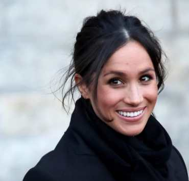 Prince Harry And Meghan Markle Visit Cardiff Castle