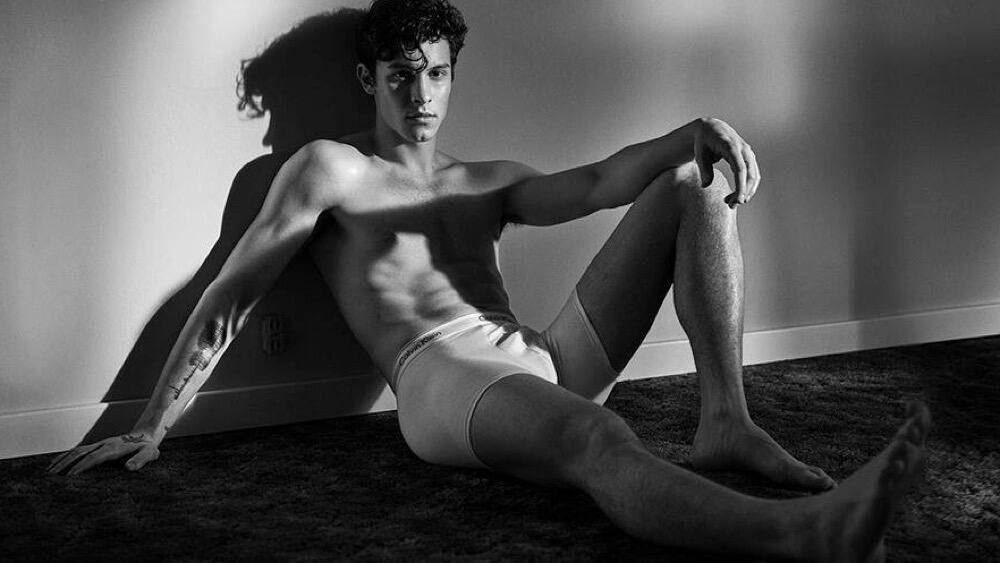 Shawn Mendes's New Calvin Klein Ads