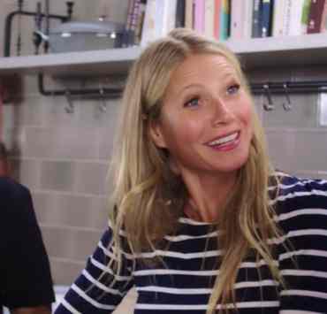 Gwyneth Paltrow The Chef's Table