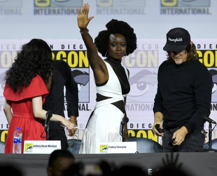 "2019 Comic-Con International - ""The Walking Dead"" Panel"