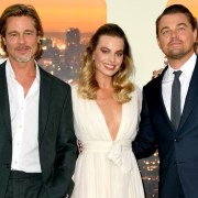 """Sony Pictures' """"Once Upon A Time...In Hollywood"""" Los Angeles Premiere - Red Carpet"""
