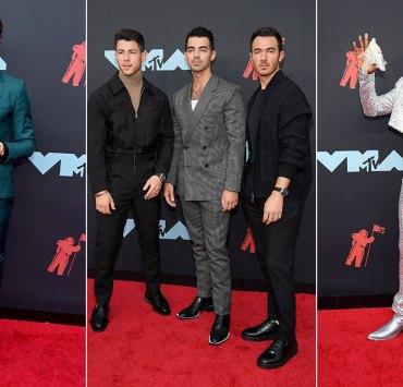 MTV VMAs 2019: The Men