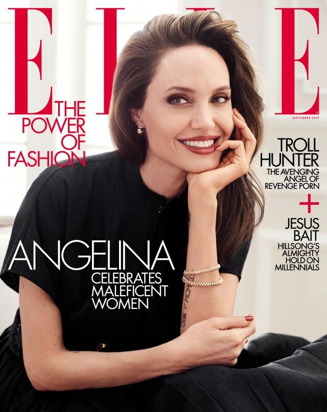 Endnotes: Angelina Jolie Reveals Her Advice for Her Daughters in Essay for Elle and More! 1