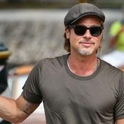 Brad Pitt Arrives at the 2019 Venice Film Festival