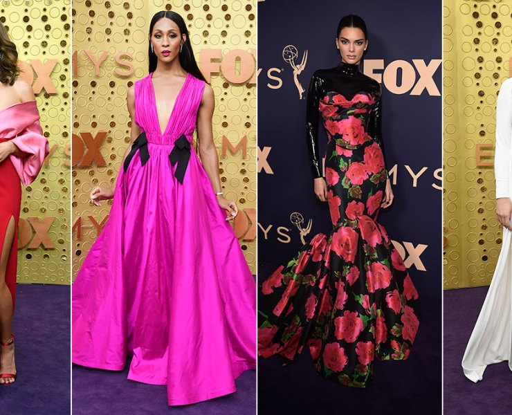 2019 Emmy Awards Best Dressed Women