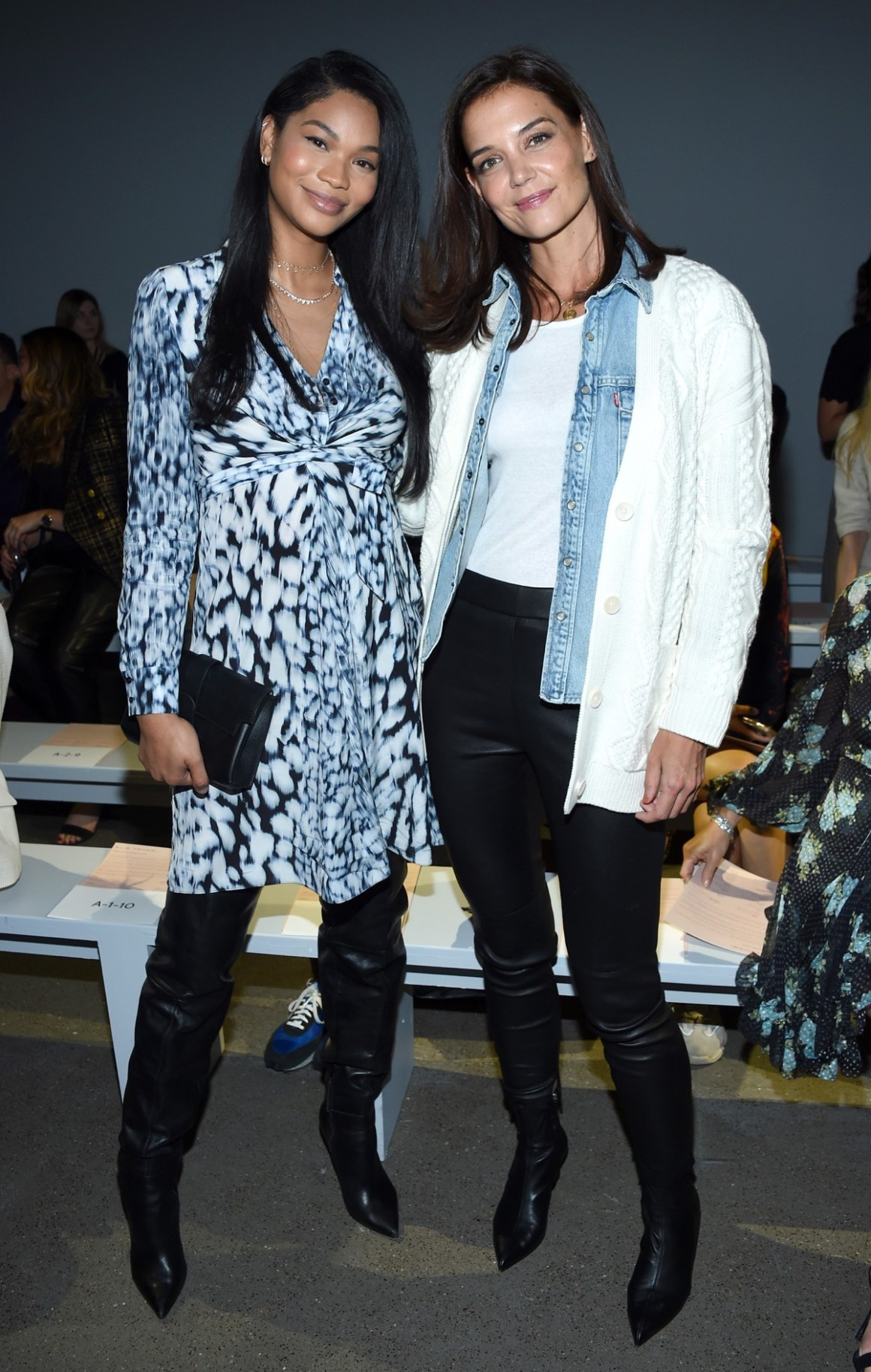 Elie Tahari - Front Row - September 2019 - New York Fashion Week: The Shows