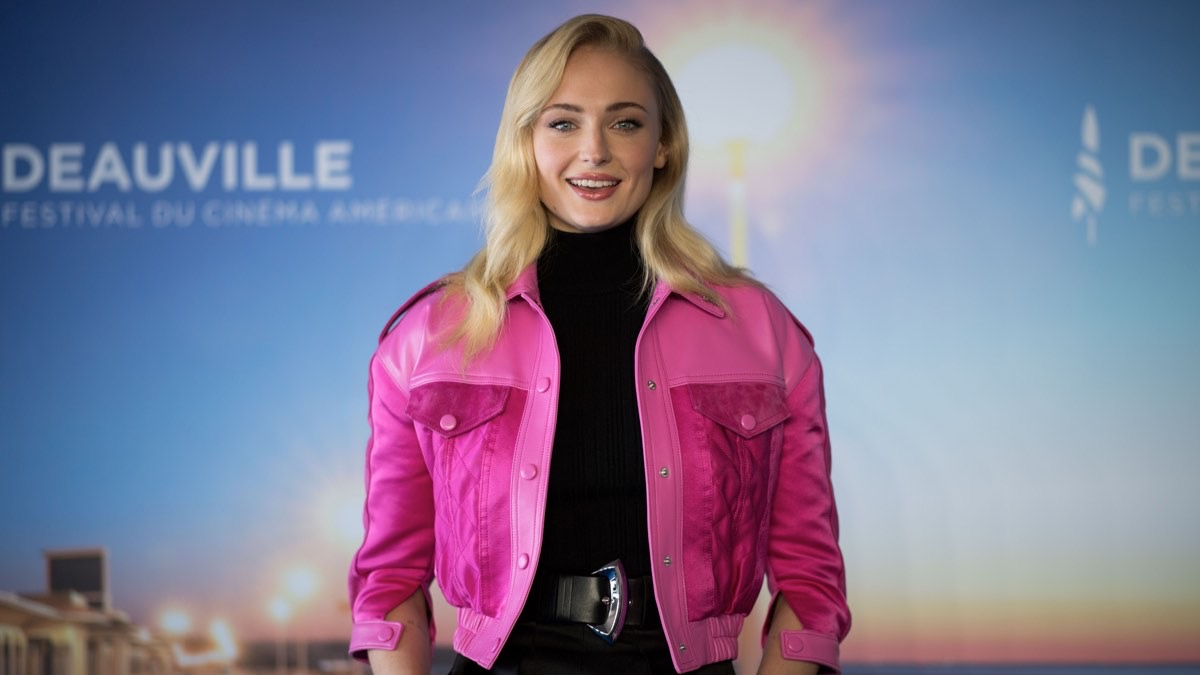 Sophie Turner at the 45th Deauville US Film Festival