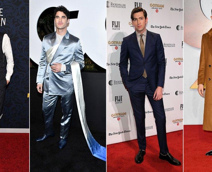 Red Carpet Recap: Timothée Chalamet, Darren Criss, Nicholas Braun, Ed Westwick