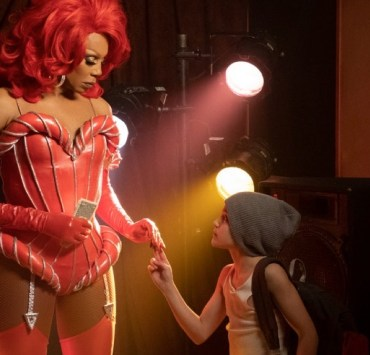 RuPaul's New Series AJ and the Queen