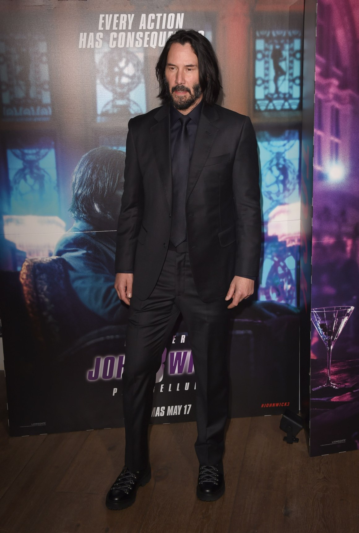 """""""John Wick: Chapter 3"""" Special Screening - Red Carpet Arrivals"""