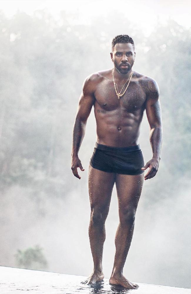Jason Derulo Anaconda photo