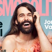 Jonathan Van Ness Covers Cosmopolitan UK