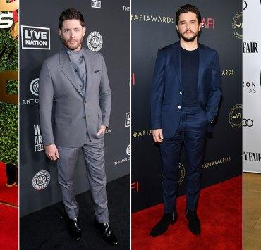 Red Carpet Recap: Matt Bomer, Jensen Ackles, Kit Harington, Kieran Culkin