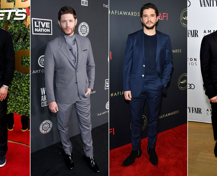 Red Carpet Recap: Matt Bomer, Jensen Ackles, Kit Harington, Kieran Culkin