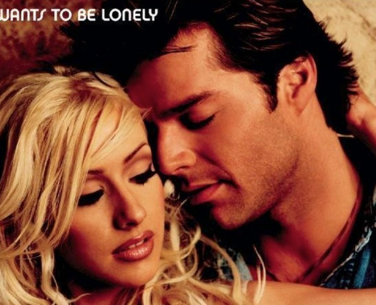 Ricky Martin and Christina Aguilera - 'Nobody Wants to Be Lonely'
