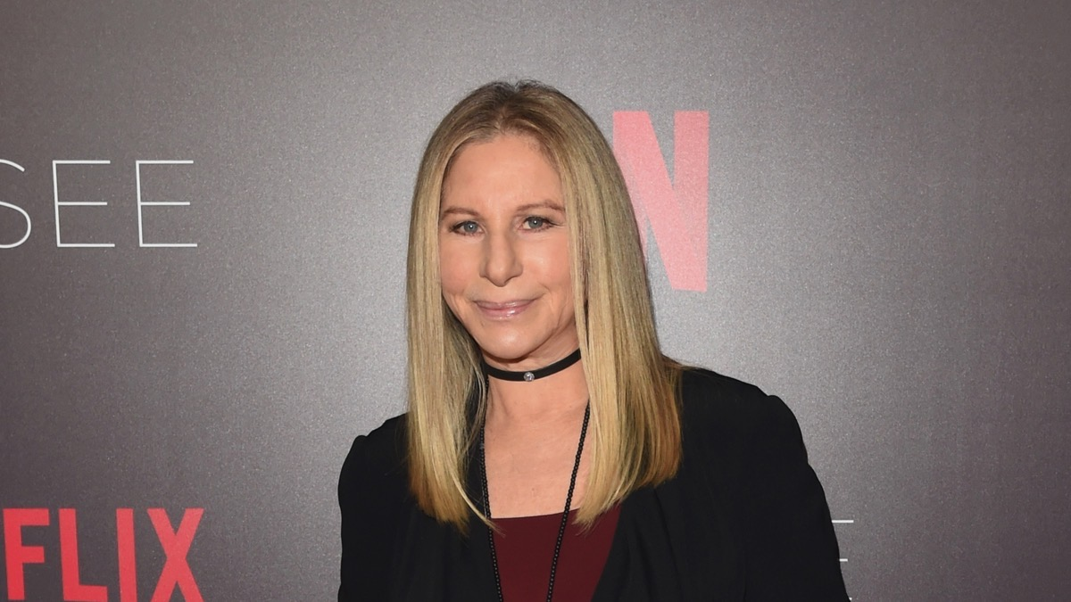 Barbra Streisand And Jamie Foxx In Conversation At Netflix's FYSEE