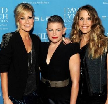 The Dixie Chicks The David Lynch Foundation Honors Rick Rubin