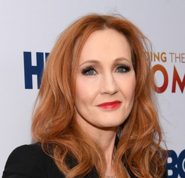 """JK Rowling attends HBO's """"Finding The Way Home"""" World Premiere"""
