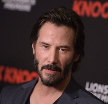 "Keanu Reeves at Premiere Of Lionsgate Premiere's ""Knock Knock"" - Arrivals"