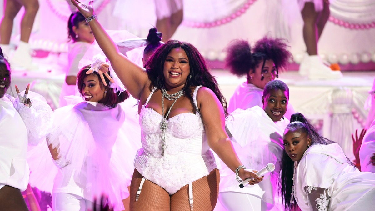 Lizzo 2019 BET Awards - Show