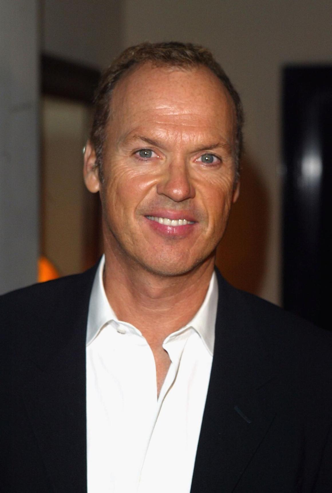 Michael Keaton HBO's Pre Golden Globes Private Reception