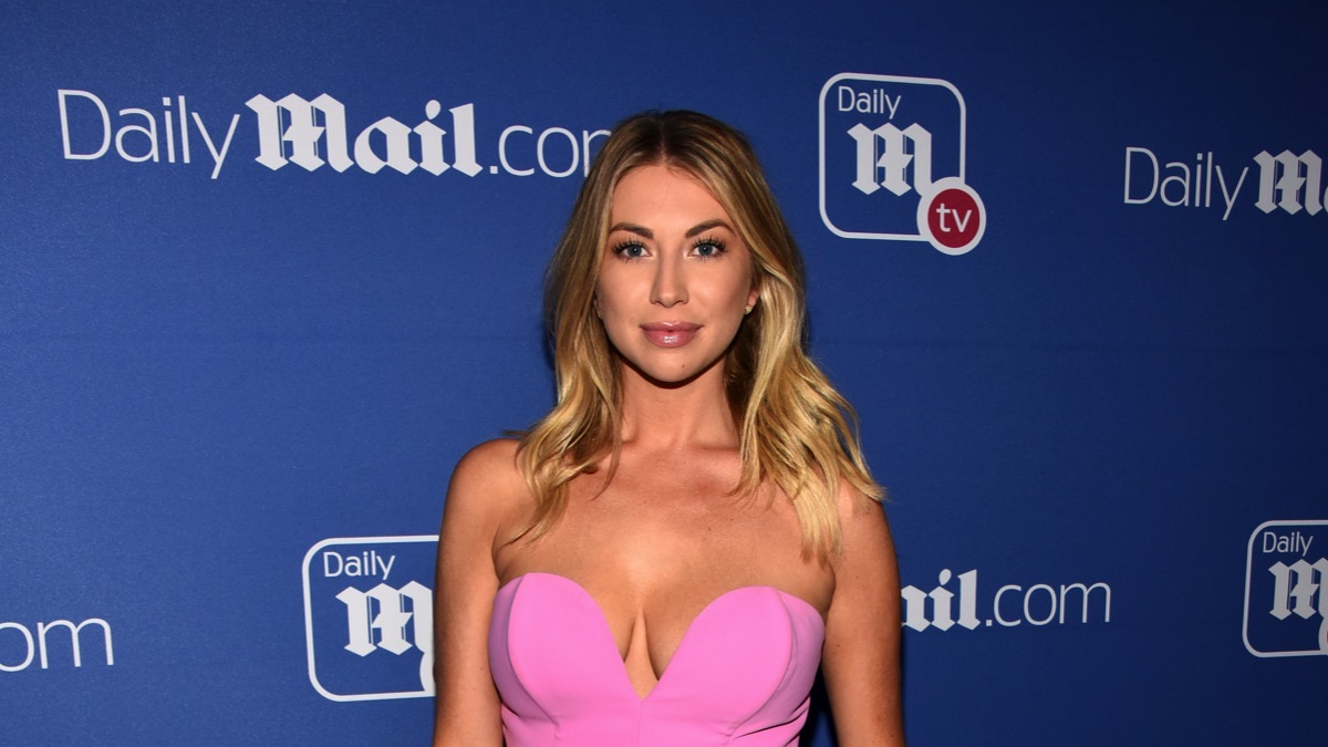 Stassi Schroeder attends the DailyMail.com & DailyMailTV Summer Party At Tom Tom