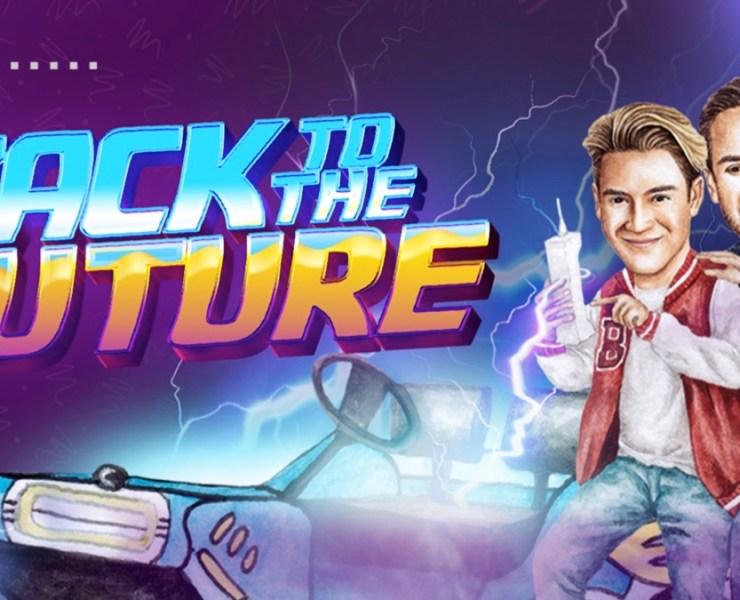 "Mark-Paul Gosselaar ""Zack to the Future"""