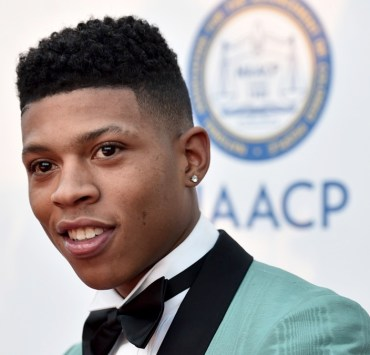 Bryshere Gray 47th NAACP Image Awards Presented By TV One - Red Carpet