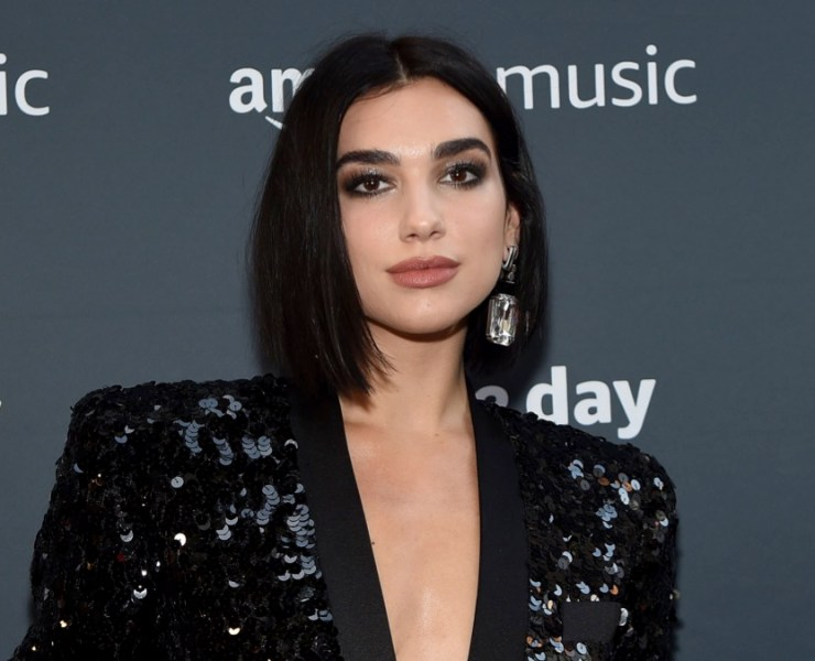 Dua Lipa 2019 Amazon Prime Day Concert