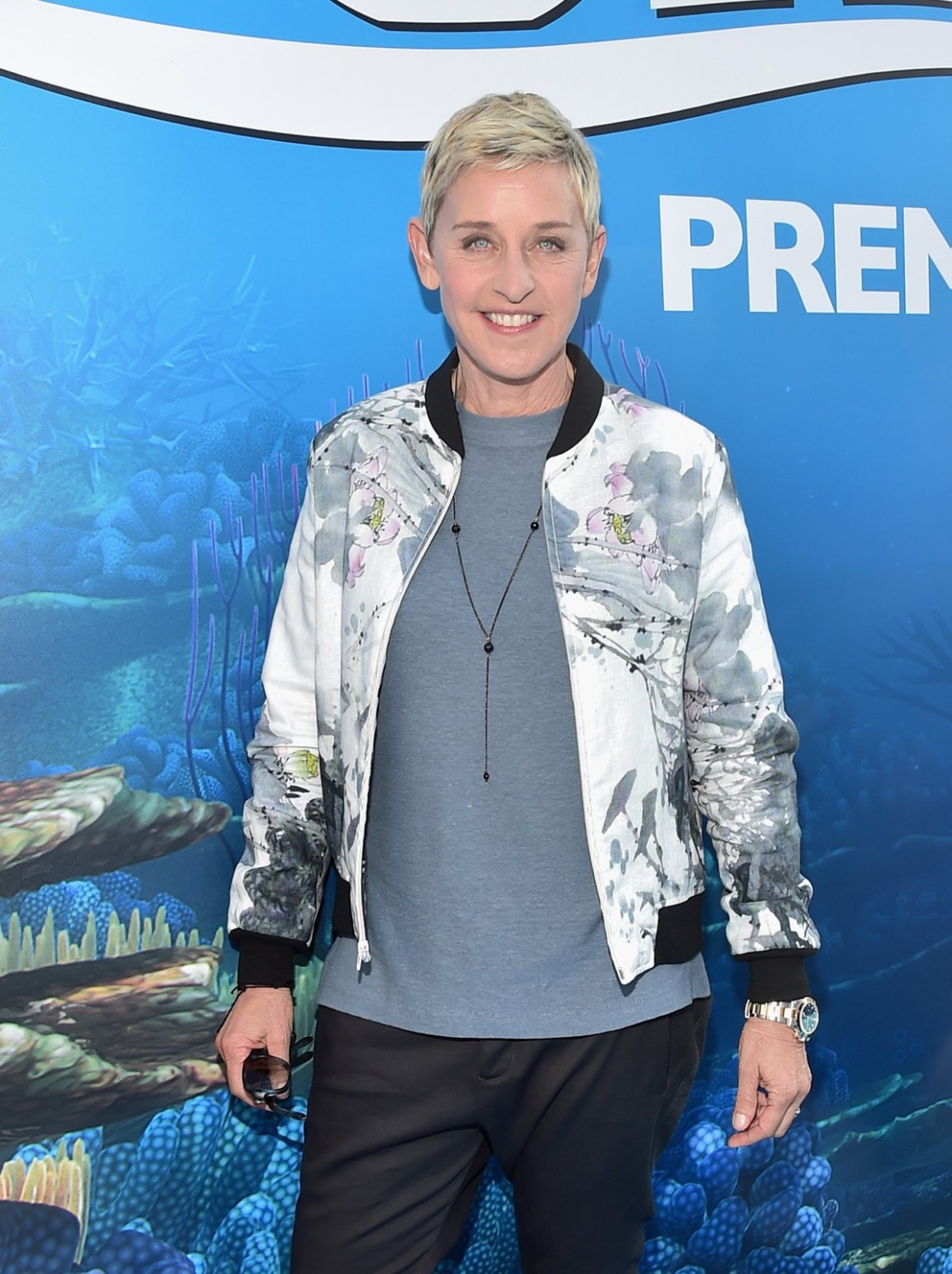 "Ellen DeGeneres The World Premiere Of Disney-Pixar's ""Finding Dory"""