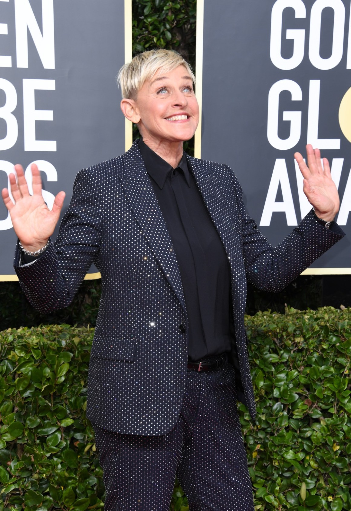 Ellen DeGeneres 77th Annual Golden Globe Awards - Arrivals