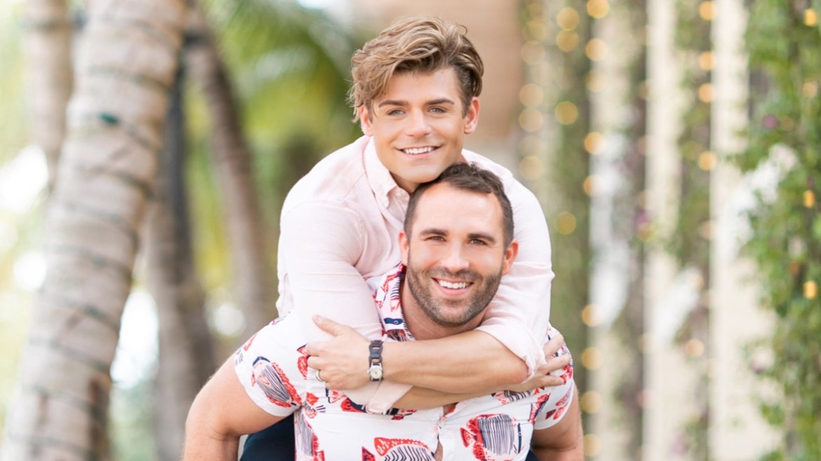 Garrett Clayton and Blake Knight Talk About 'A Gay in the Life'