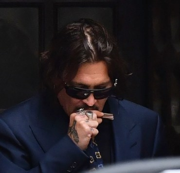 Johnny Depp In Libel Case Against The Sun Newspaper - Day 3
