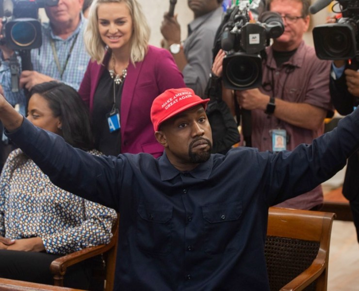 Kanye West Has Yet to Officially File for Presidential Run and Other 'Campaign' Blunders 1