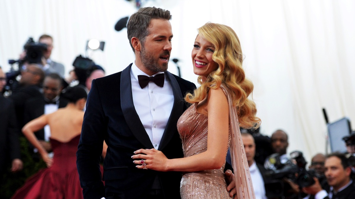 "Ryan Reynolds and Blake Lively ""Charles James: Beyond Fashion"" Costume Institute Gala - Candids"