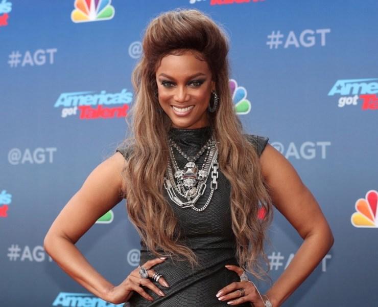 "Tyra Banks ""America's Got Talent"" Season 13 - Red Carpet Kickoff"