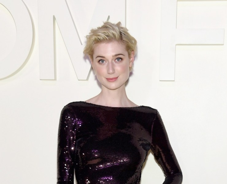 Elizabeth Debicki Tom Ford - Arrivals - September 2018 - New York Fashion Week