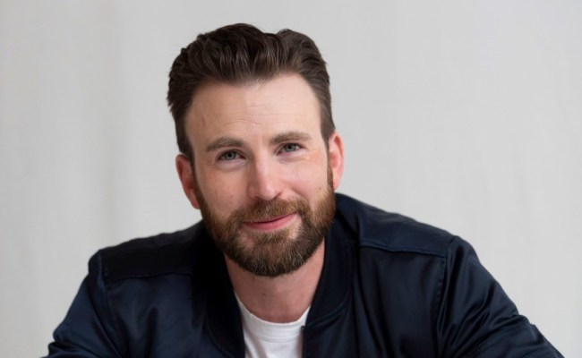 Chris Evans Had The Best Response To His Own Penis Pic