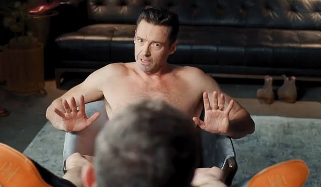 Hugh Jackman Goes Nude in Ad For R.M. Williams Boots — WATCH 1