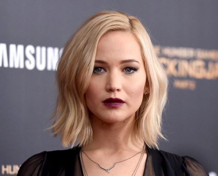 "Jennifer Lawrence ""The Hunger Games: Mockingjay- Part 2"" New York Premiere"