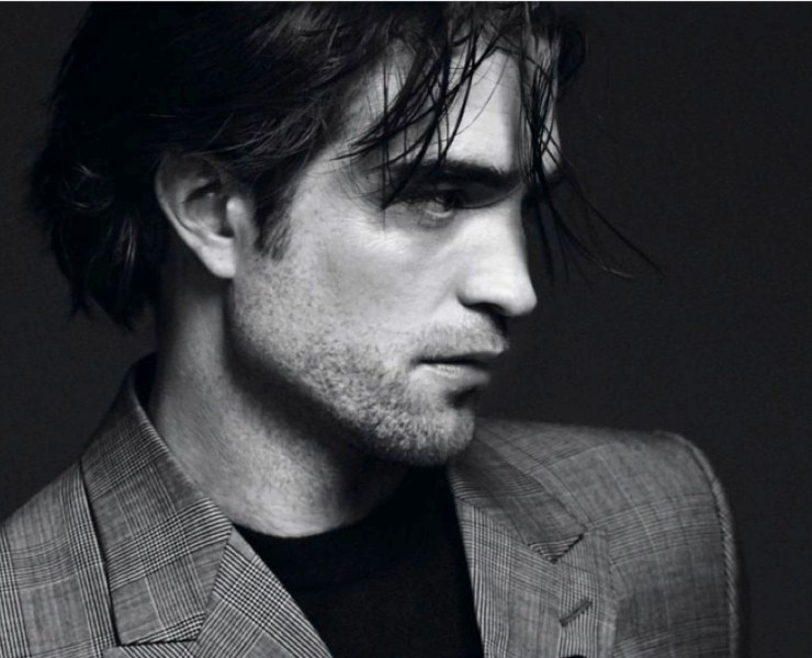 Robert Pattinson Dior