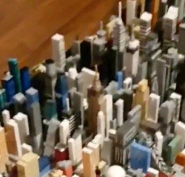 LEGO Manhattan