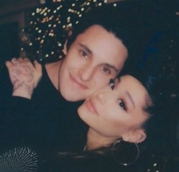 Ariana Grande and Dalton Gomez