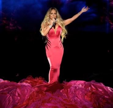 Mariah Carey 2018 American Music Awards - Fixed Show