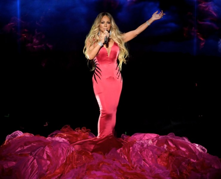 Mariah Carey 2018 American Music Awards - Fixed Show