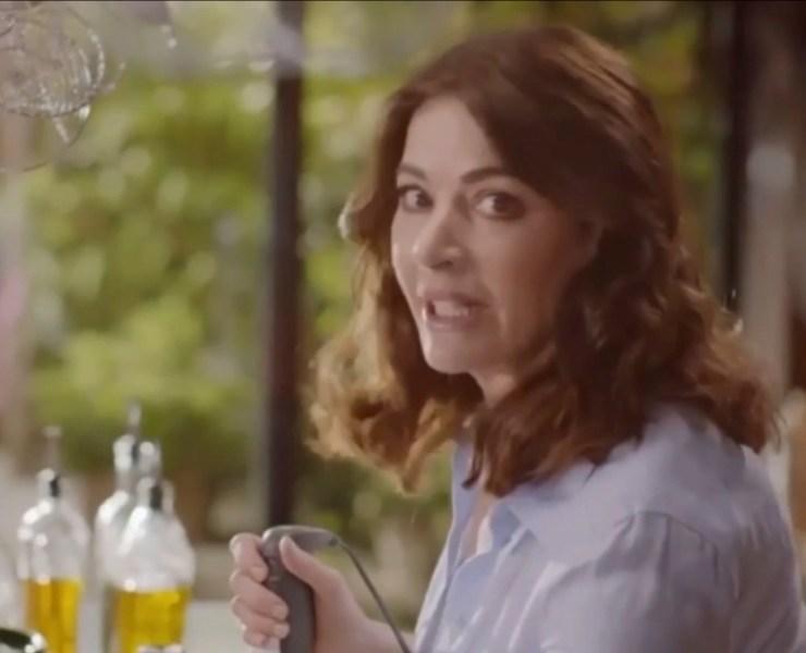 Nigella Lawson microwave