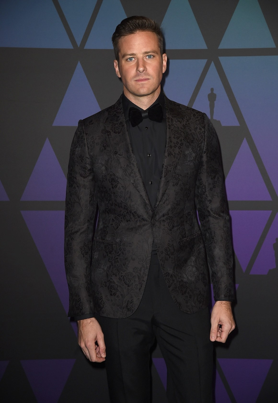 Armie Hammer Academy Of Motion Picture Arts And Sciences' 10th Annual Governors Awards - Arrivals