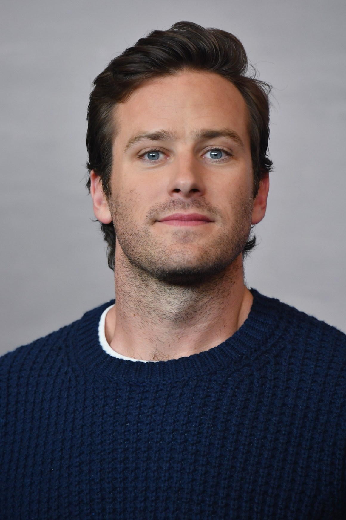 Armie Hammer 'Final Portrait' Press Conference - 67th Berlinale International Film Festival